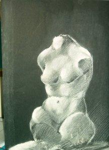 disegno busto
