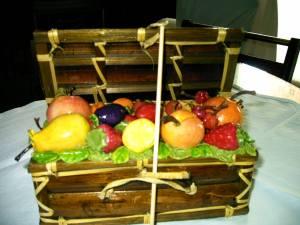 pasta msais cesto frutta