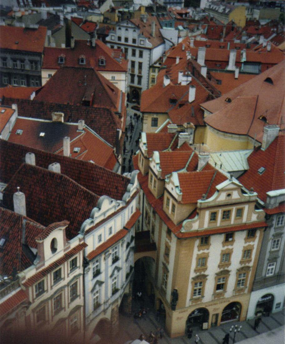 della bellissima Praga