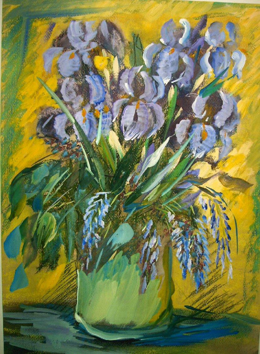 Iris lisboantigua - Serenelle fiori ...