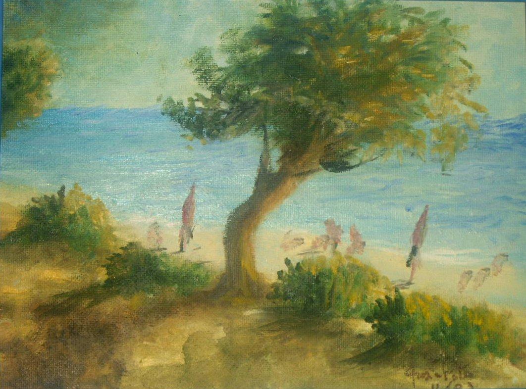 Paesaggi dipinti lisboantigua for Paesaggi marini dipinti