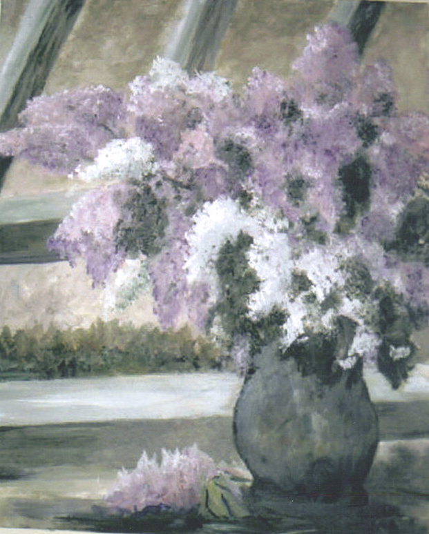 Fiori dipinti lisboantigua - Serenelle fiori ...