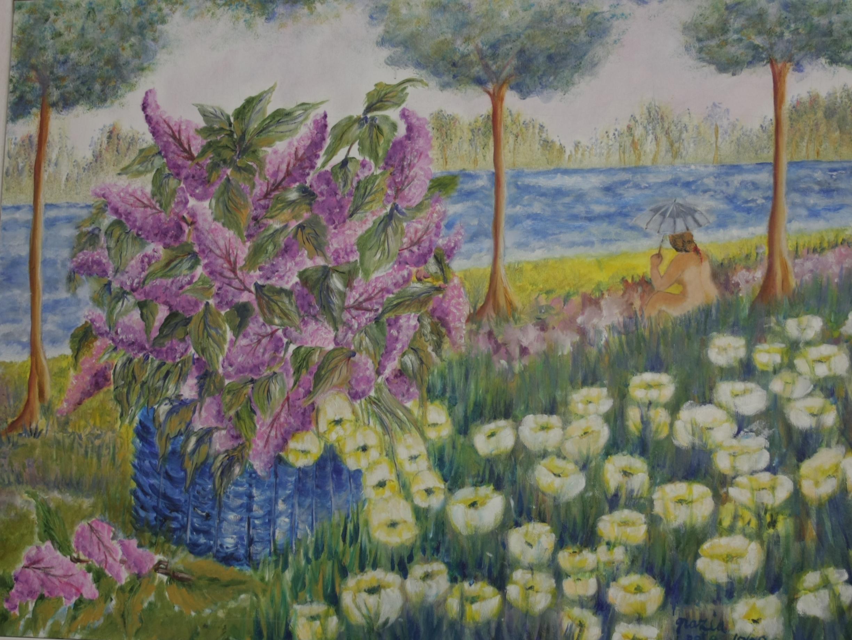 Quadri a olio lisboantigua for Quadri fiori olio